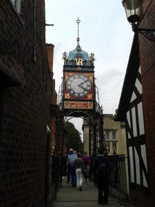 Eastgate Clock, Chester (2nd most photographed clock in United Kingdom after Big Ben)