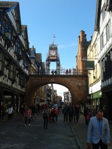 Eastgate Clock Chester